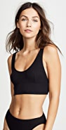 Only Hearts Feather Weight Rib Athletic Bralette