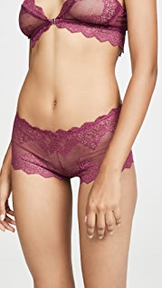 Only Hearts So Fine Lace Hipster Briefs