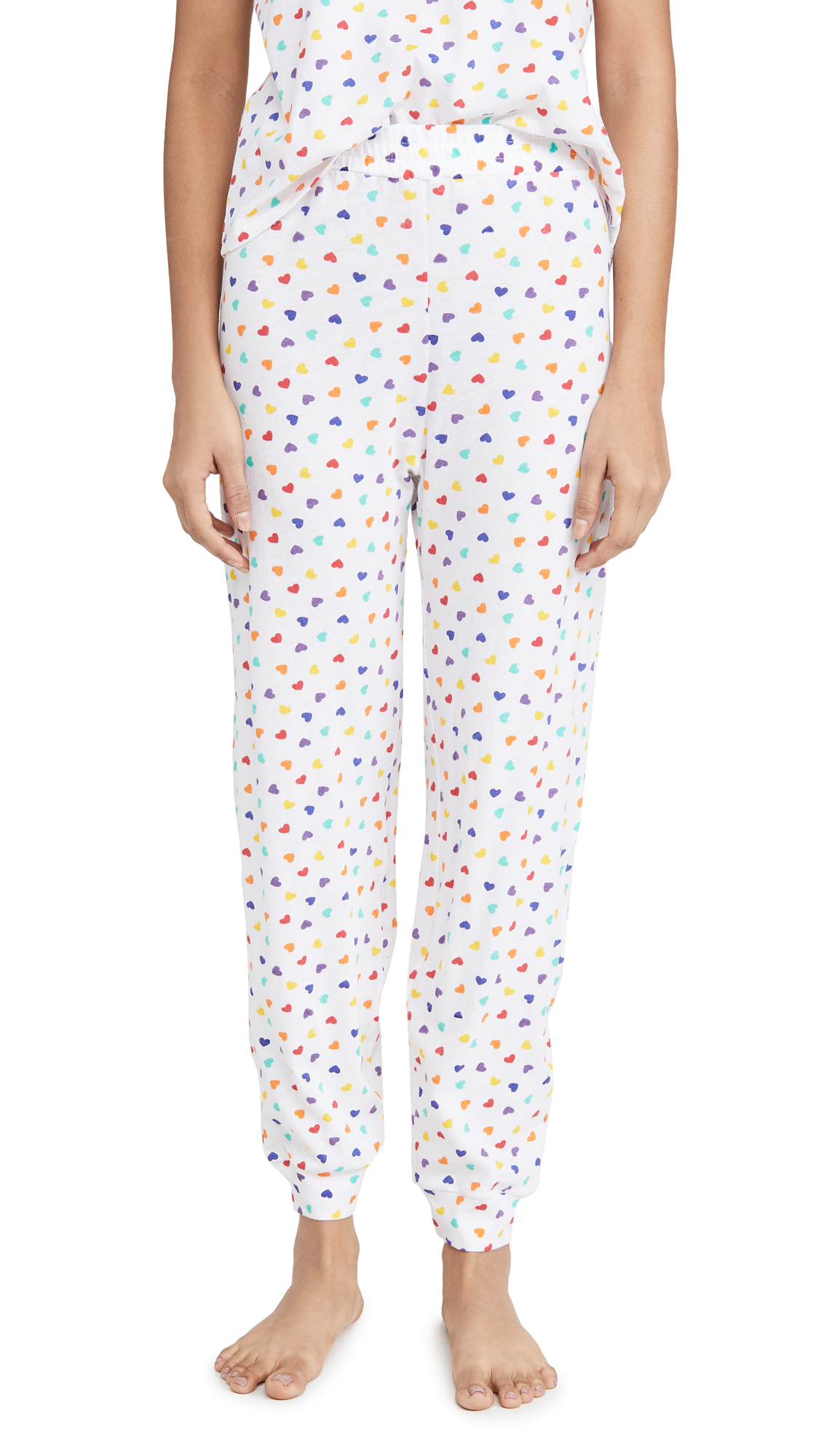 Buy Only Hearts online - photo of Only Hearts Rainbow Heart PJ Joggers