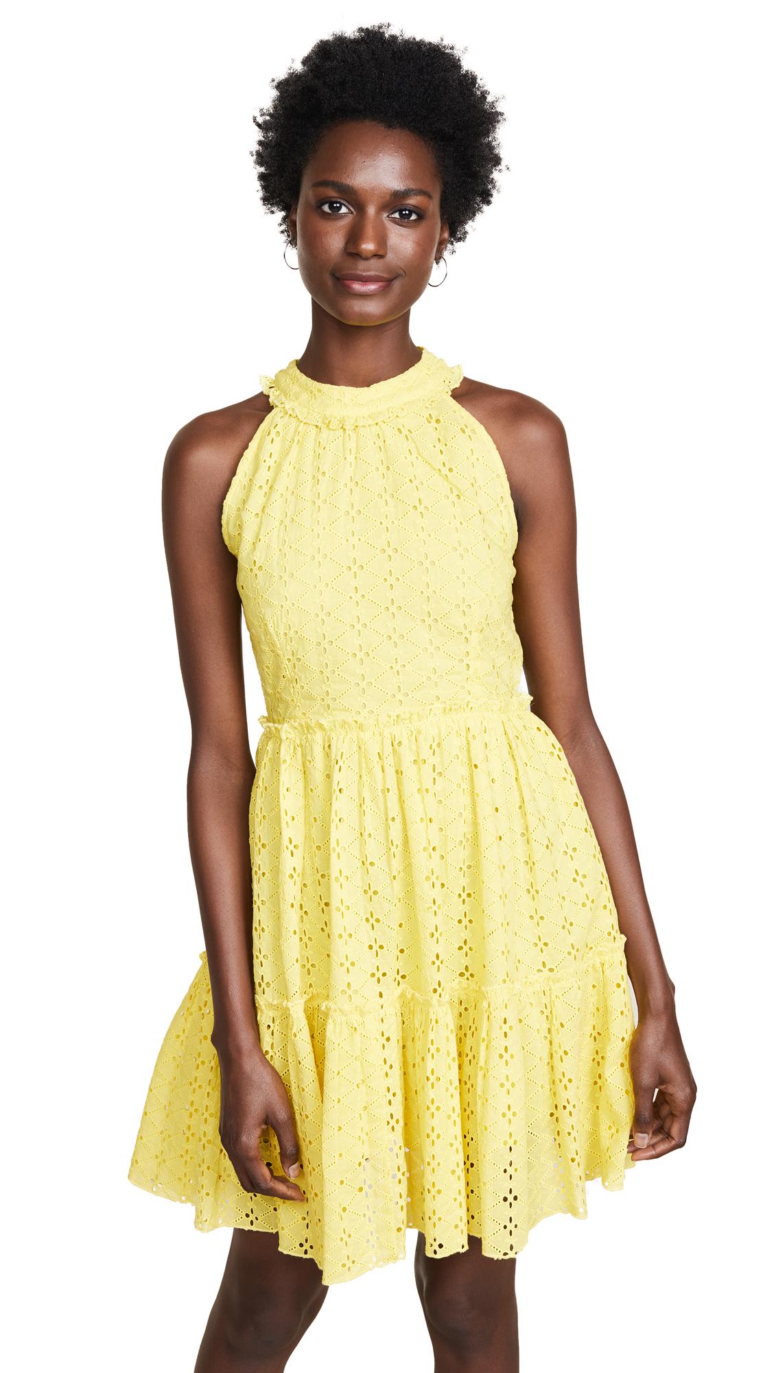 VALENCIA & VINE Penny Dress in Yellow