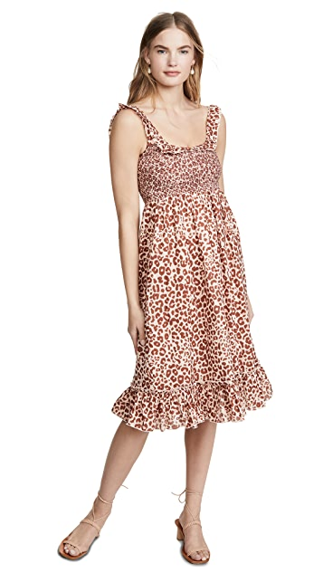 Valencia & Vine Lucy Leopard Dress