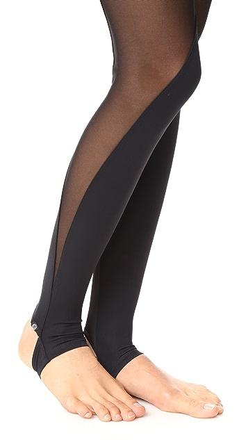 Onzie High Rise Stirrup Leggings
