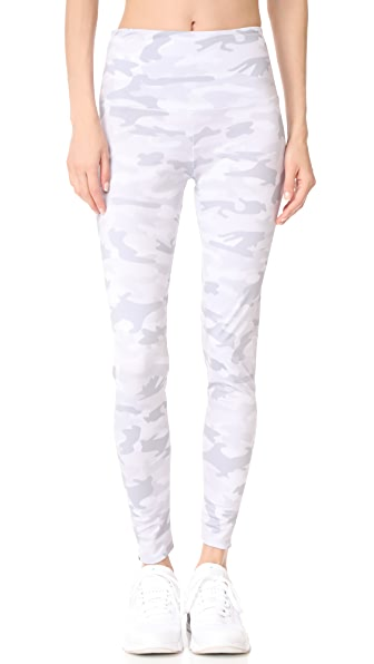 Onzie High Rise Camo Leggings | SHOPBOP