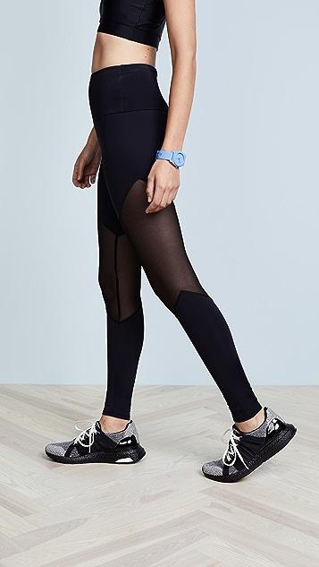 Onzie High Rise Track Leggings