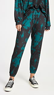 Onzie 绒布运动裤