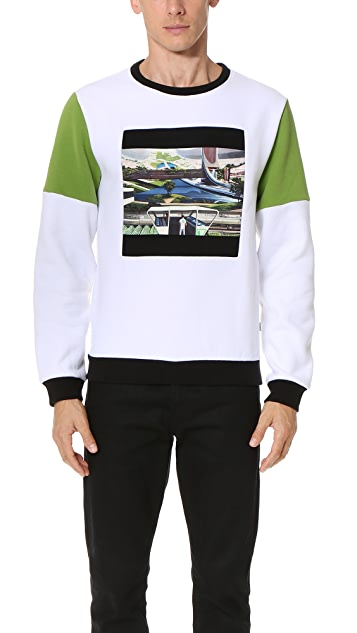 Opening Ceremony Space Agriculture Crew Sweatshirt
