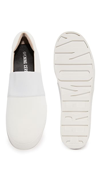 Opening Ceremony Classic Slip On Sneakers