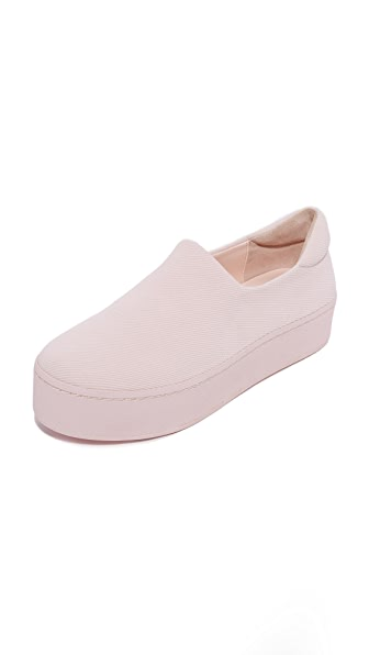 Opening Ceremony Cici Tonal Slip On Sneakers - Light Pink
