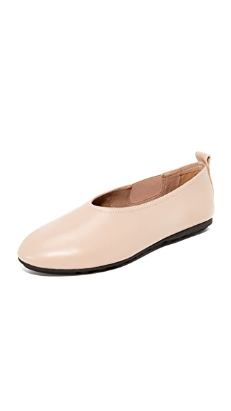 Opening Ceremony Maia Slip On Flats In Nude