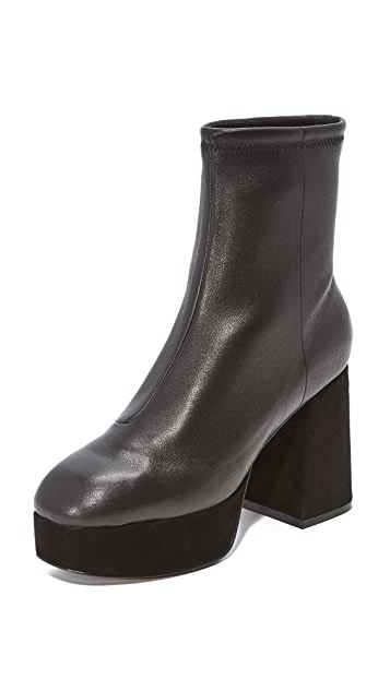 Opening Ceremony Carmen Leather Boots