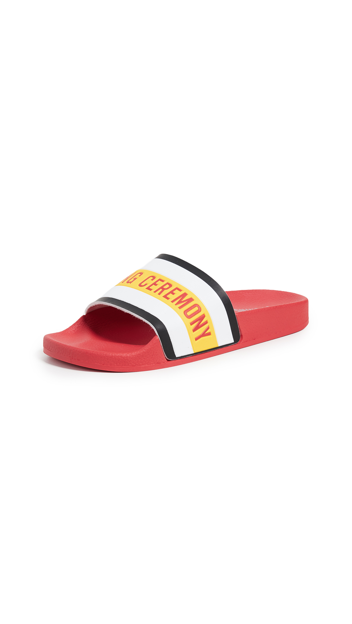 Opening Ceremony Ace Slides - Red