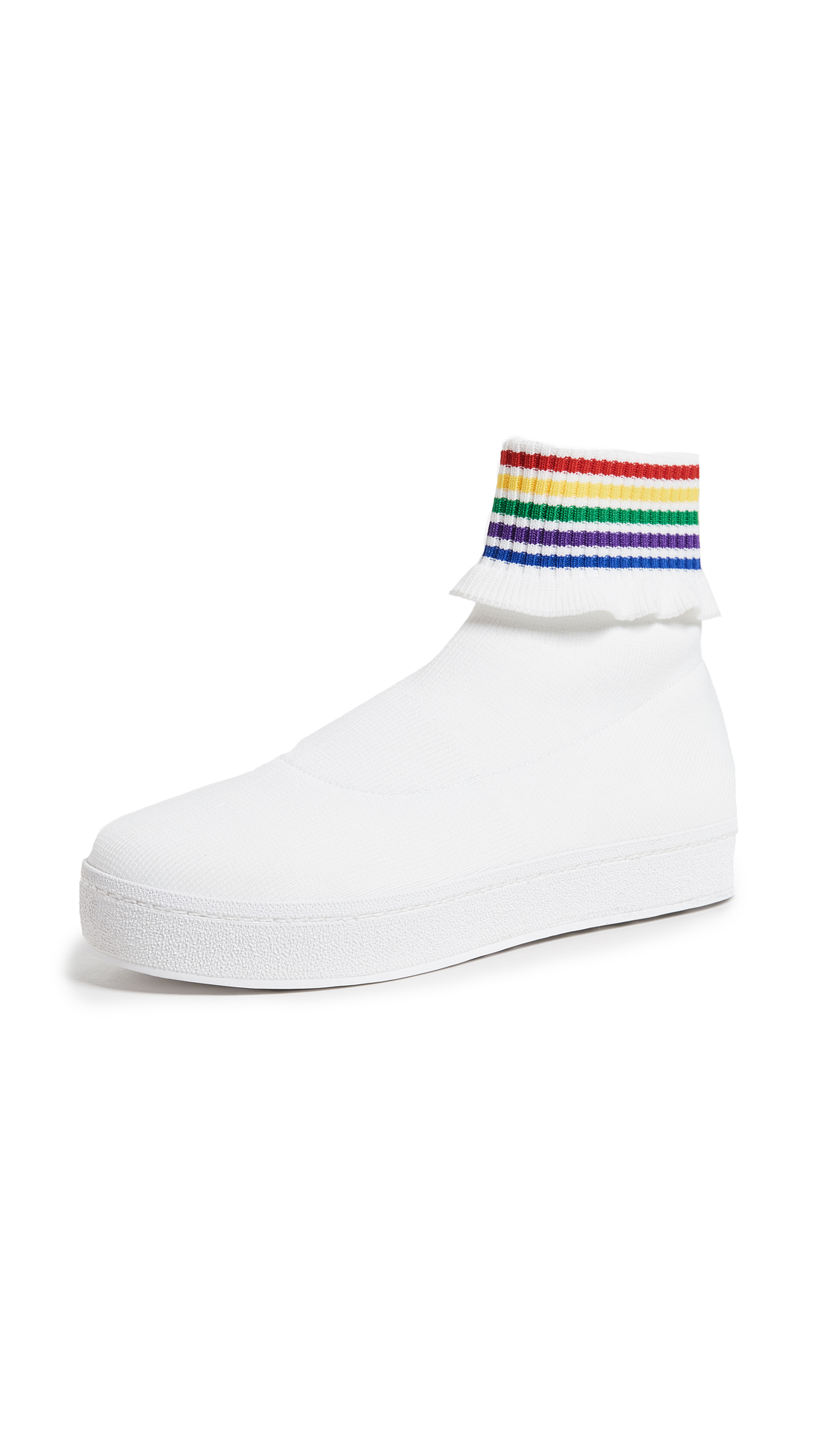 Opening Ceremony Bobby Sneakers - White Multi