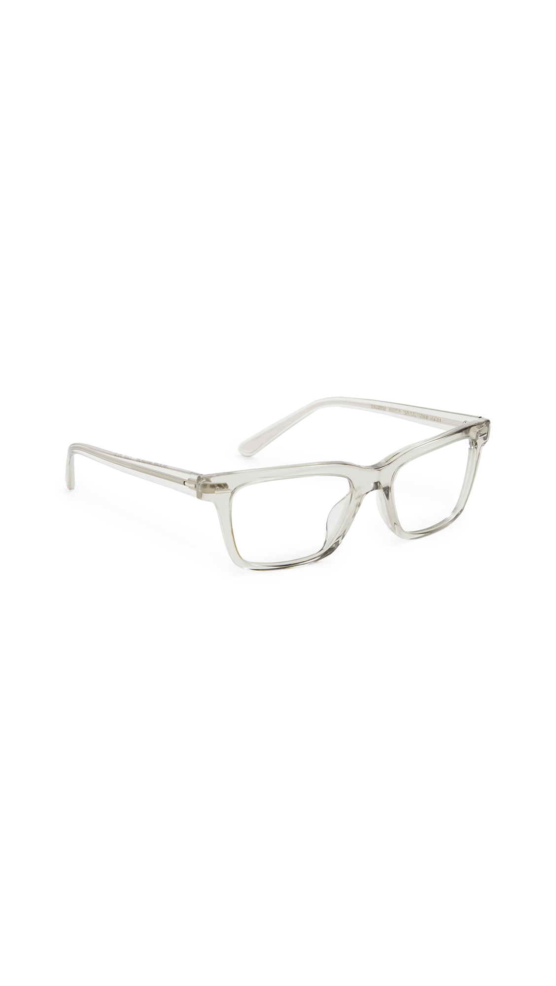 Oliver Peoples Ba Cc Glasses In Black Diamond