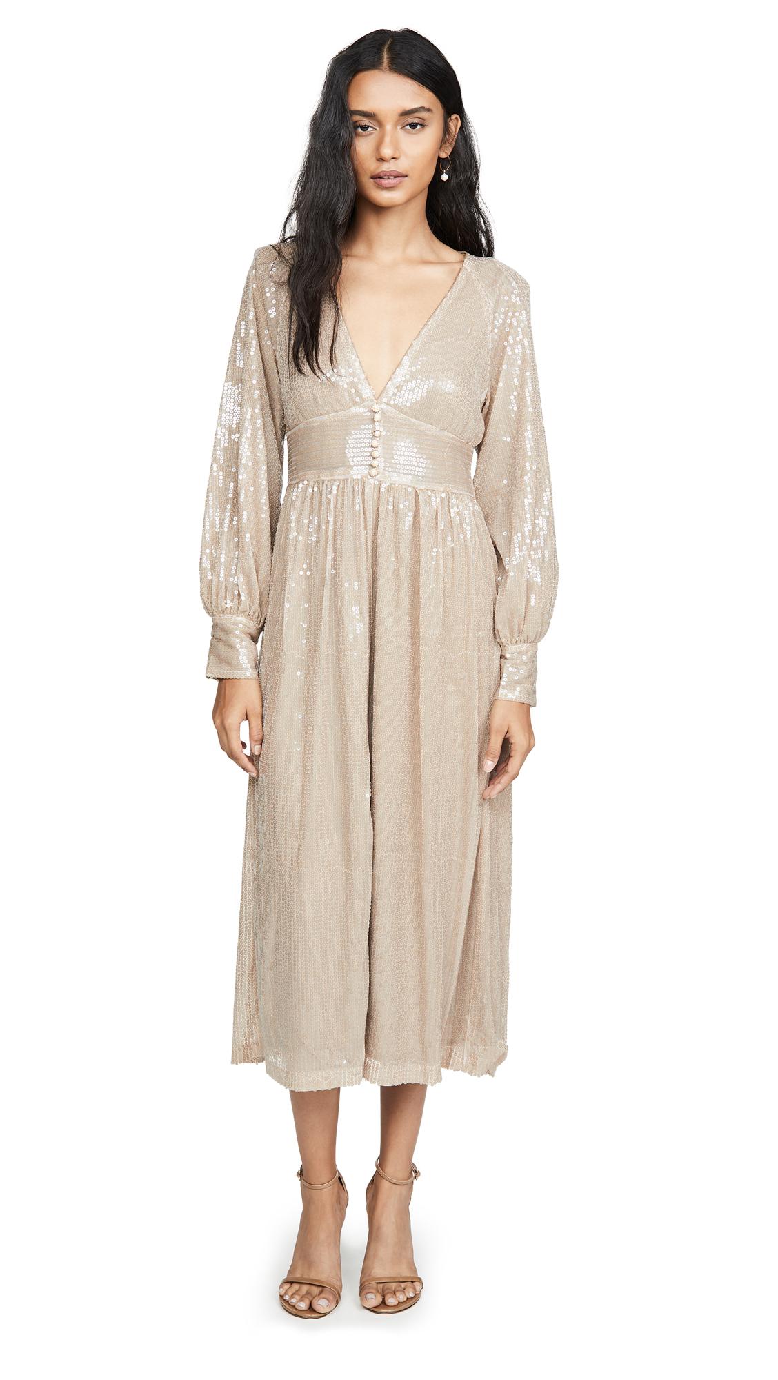 Buy OPT online - photo of OPT Hera Sequin Dress