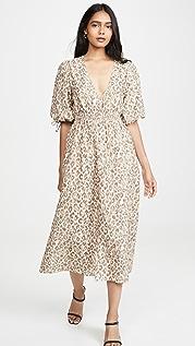 OPT Платье Kotys из льна