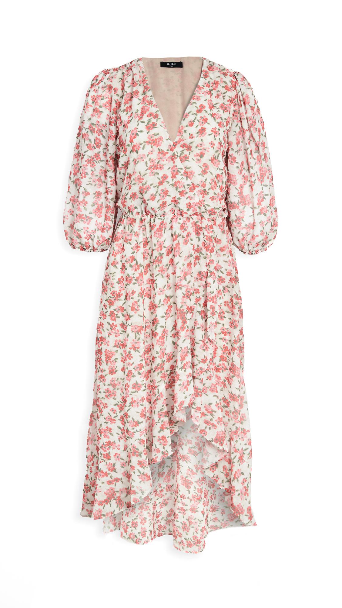 OPT Abella Dress - 30% Off Sale