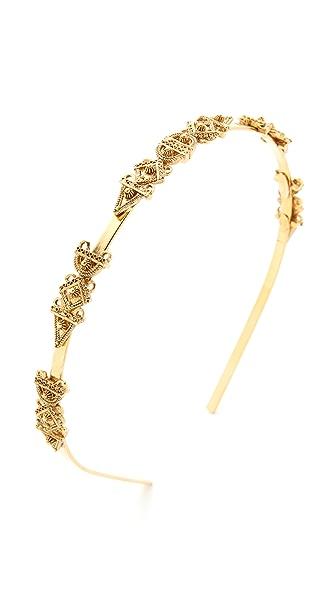 Oscar de la Renta Charm Headband