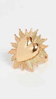 Oscar de la Renta Sacred Heart Ring