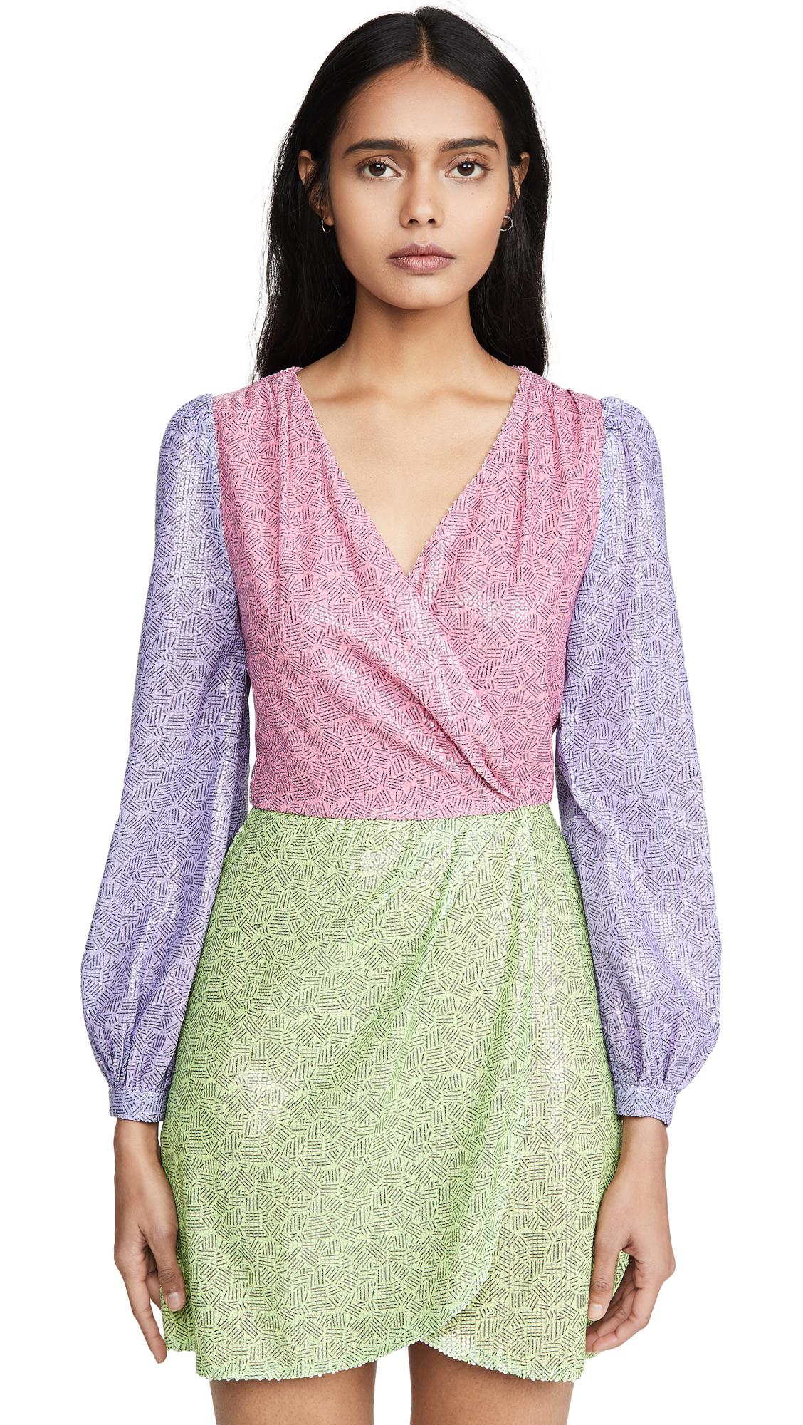Buy Olivia Rubin online - photo of Olivia Rubin Meg Dress