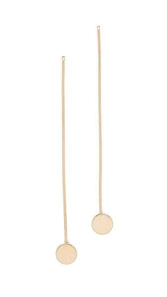 ONE SIX FIVE Jewelry The Charlotte Earrings