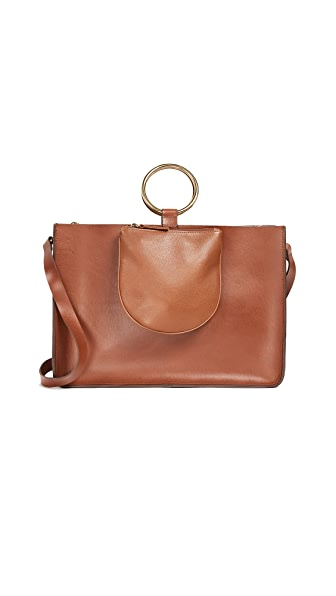 OTAAT/MYERS Collective Ring Tote In Russet