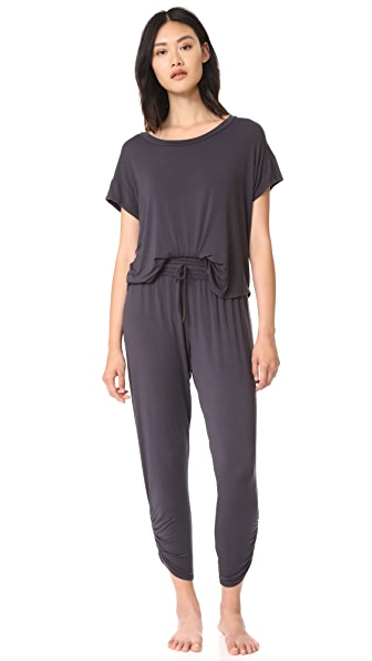OLYMPIA THEODORA Brooklyn Scrunchy PJ Set - Grease