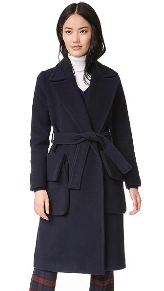 Otto d'ame Urban Wrap Coat