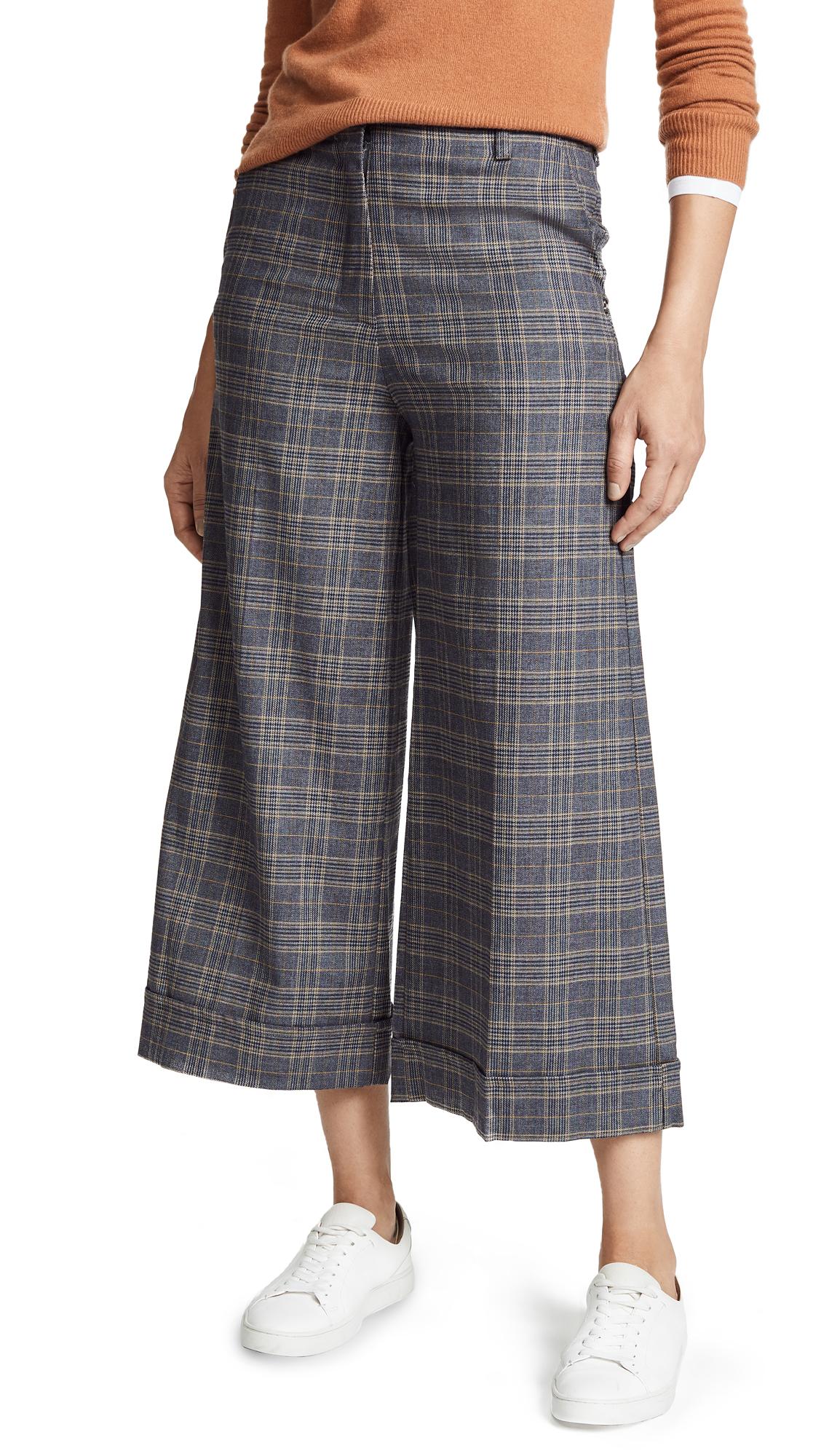 OTTOD'AME Eureka Pants in Celeste