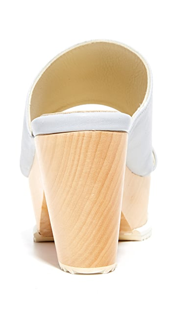 Ouigal Marcy Slide Clogs