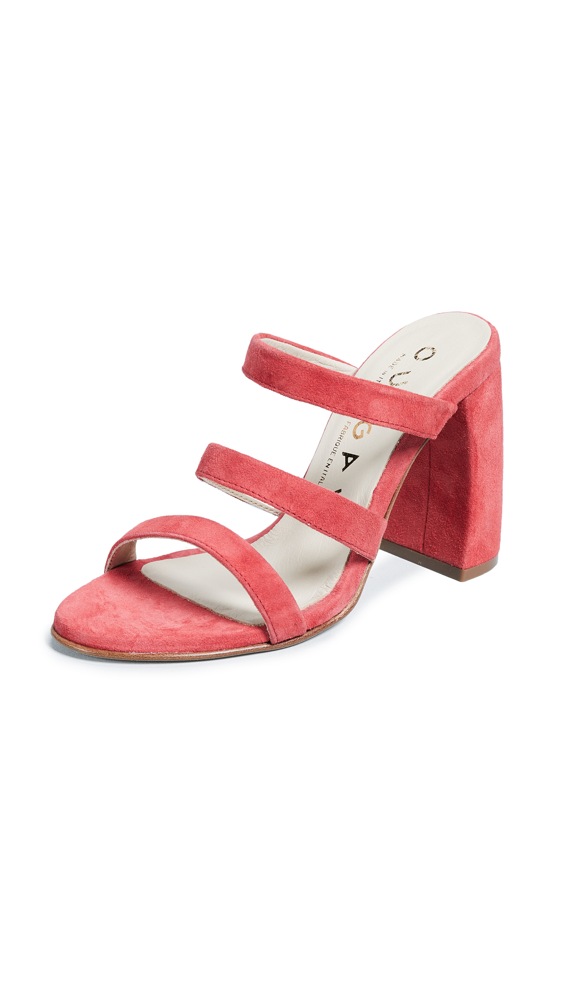 Photo of Ouigal Jasmine Tubular Mules - buy Ouigal shoes