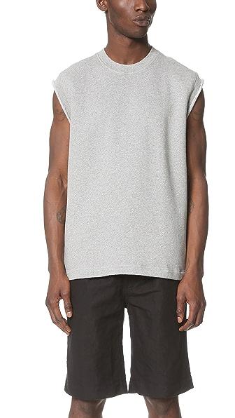 Our Legacy Raw Edge Slipover Sweatshirt