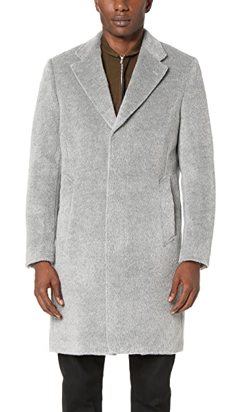 Our Legacy Unconstructed Classic Wool Coat