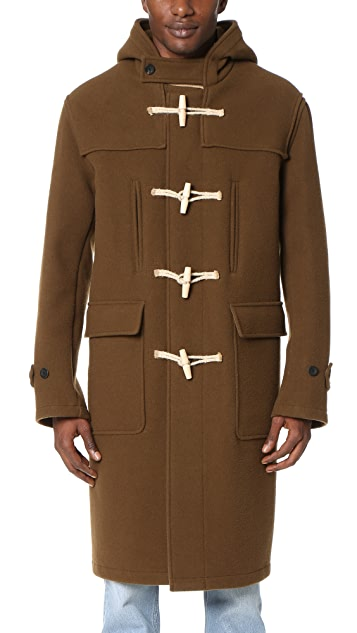 Our Legacy Extended Duffle Cocoon Coat