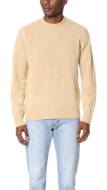 Our Legacy Base Round Neck Sweater