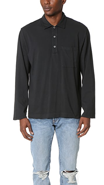 Our Legacy Army Popover Shirt