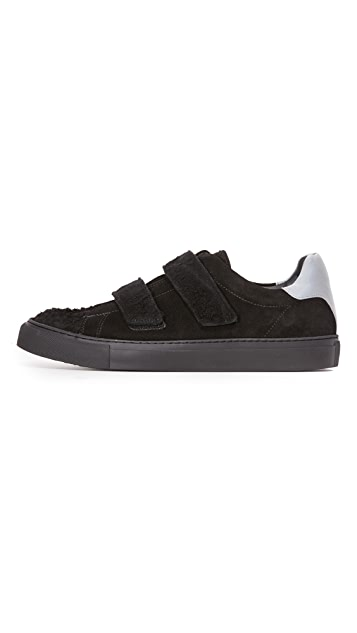 Our Legacy Classic Texture Sneakers