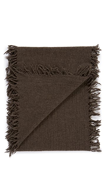 Our Legacy Fringed Scarf