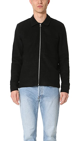 Our Legacy Raw Edge Blouson Jacket