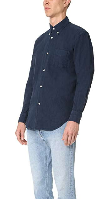 Our Legacy HA Oxford 1950s Shirt