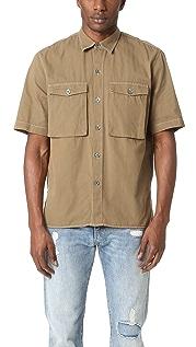 Our Legacy Short Sleeve Uniform Shirt