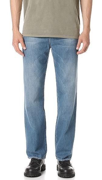Our Legacy Denim Chino Pants