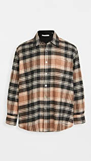 Our Legacy Plaid Above Shirt