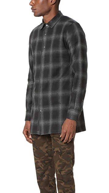 Ovadia & Sons Chase Long Shirt