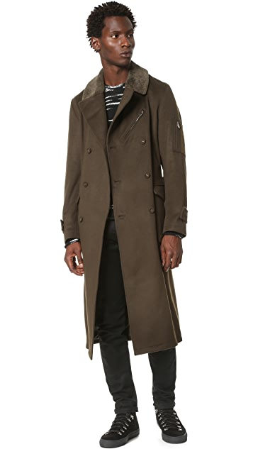 Ovadia & Sons Army Coat