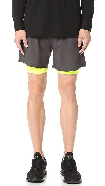 Ovadia & Sons Ovadia + Vapor Shorts