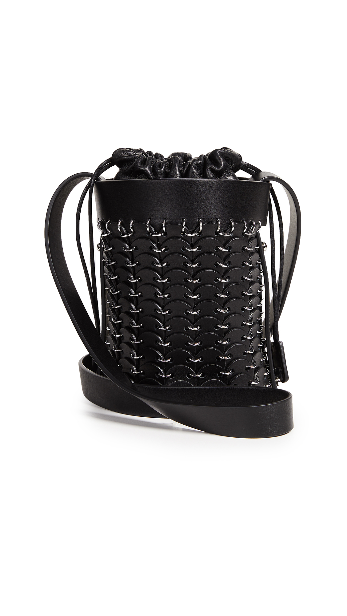 Paco Rabanne Mini Bucket Bag