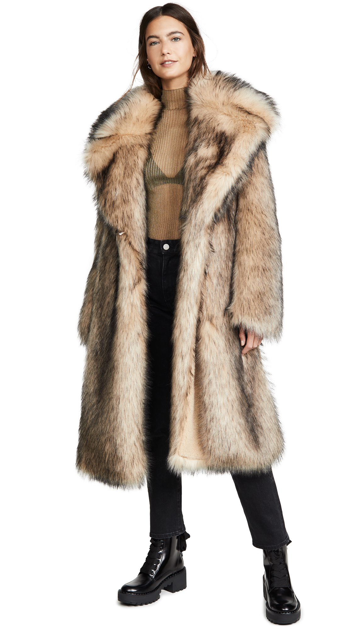 Buy Paco Rabanne Fur Coat online beautiful Paco Rabanne Clothing, Jackets