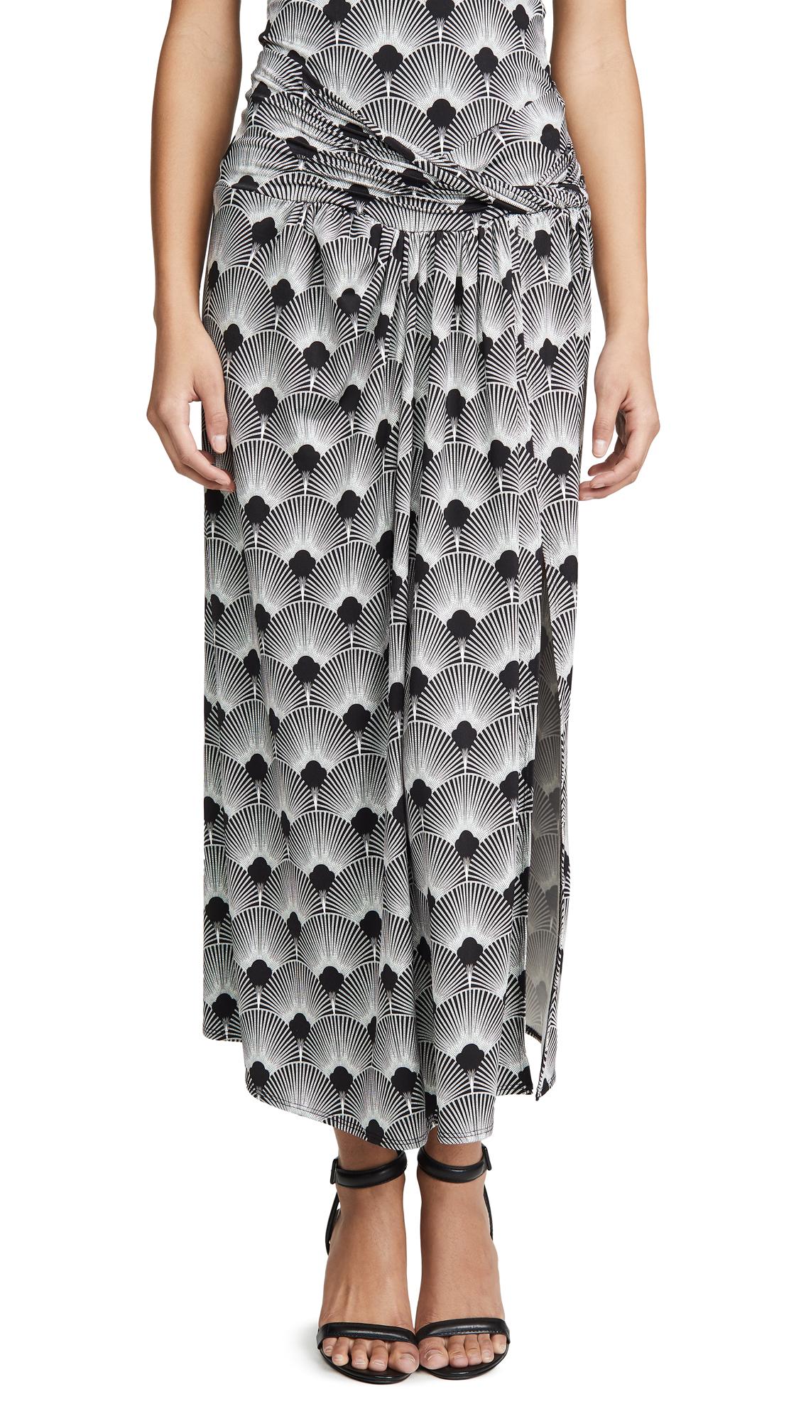 Buy Paco Rabanne online - photo of Paco Rabanne Tie Skirt