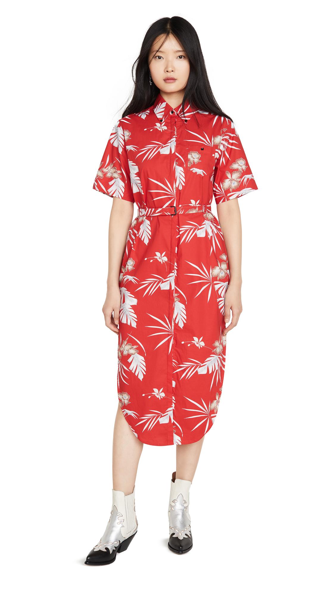 Buy Paco Rabanne online - photo of Paco Rabanne Hawaii Dress