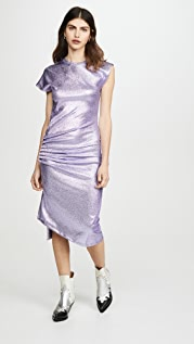 Paco Rabanne Metallic Dress
